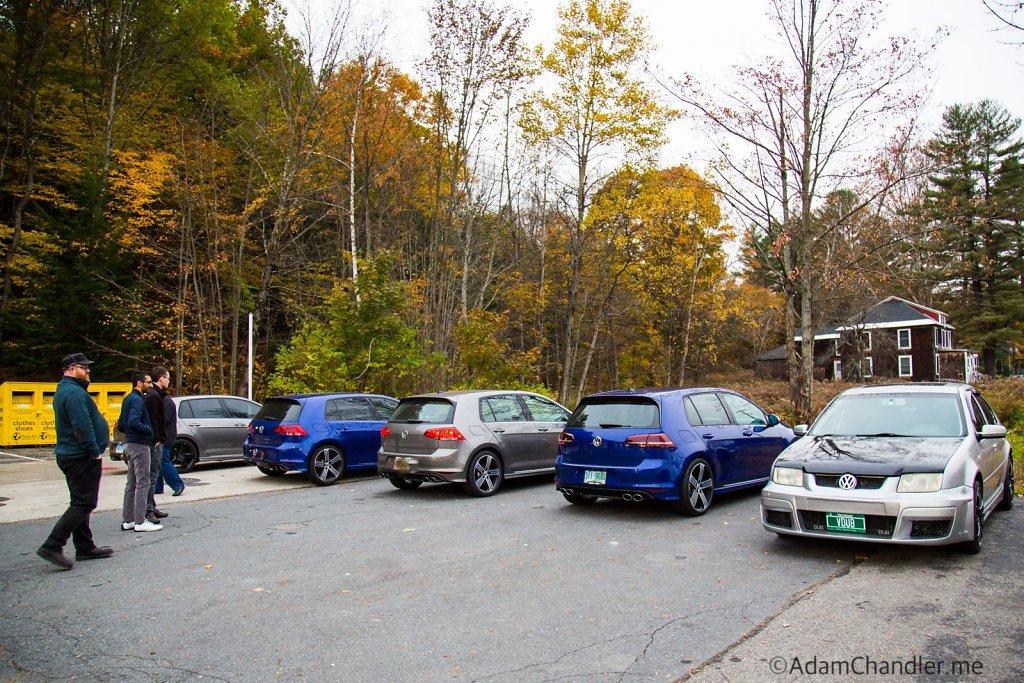 Golf R Meetup - 2015, Berkshires, MA - VW Vortex