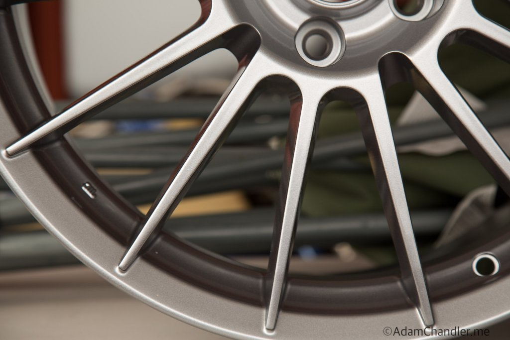 HRE FlowForm Wheels, FF15 18x8.5 5x112 for Golf R MK7
